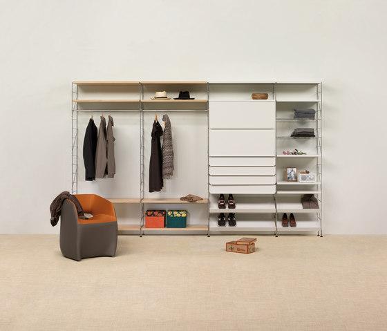 Tria 36 floor wall mounted de Mobles 114 | Dressings