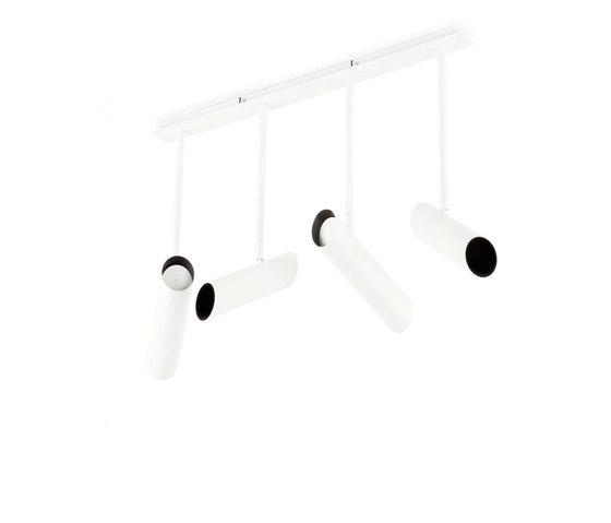 Link pendant lamp 4L by Faro | General lighting