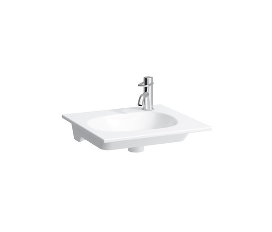 Palomba Collection | Countertop washbasin di Laufen | Lavabi / Lavandini