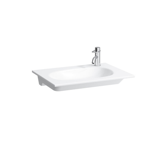 Palomba Collection | Countertop washbasin de Laufen | Lavabos