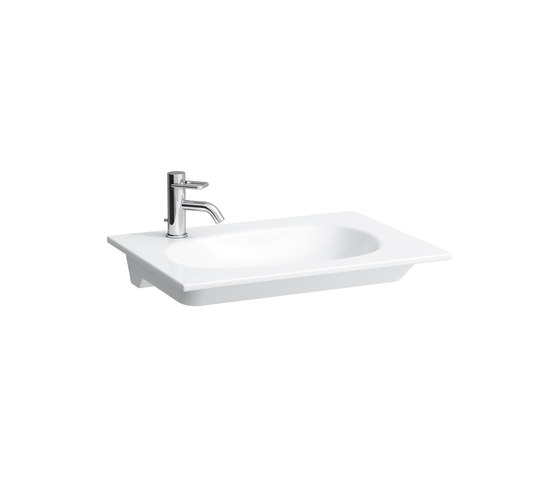 Palomba Collection | Countertop washbasin by Laufen | Wash basins