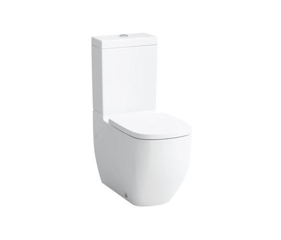 Palomba Collection | Floorstanding WC combination de Laufen | WCs