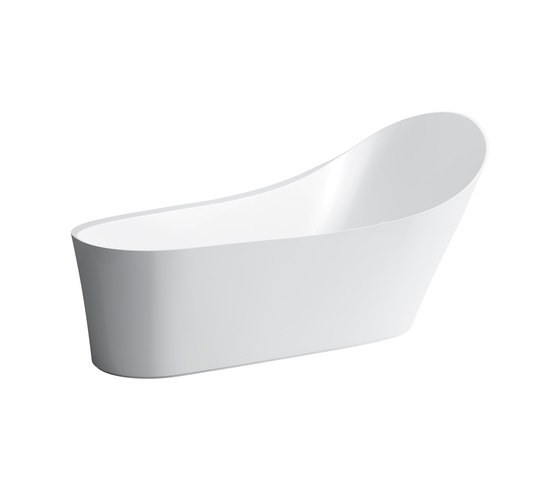 Palomba Collection | Bathtub by Laufen | Free-standing baths