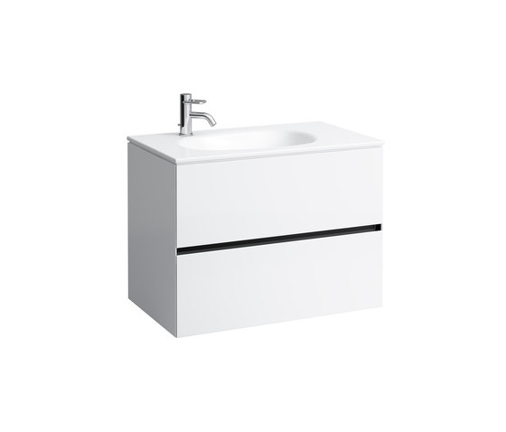 Palomba Collection | Vanity unit de Laufen | Meubles sous-lavabo