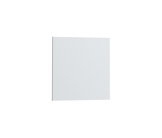 Palomba Collection | Back wall square by Laufen |