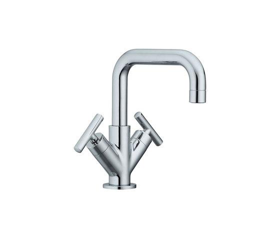Twinprime | 2 handles basin mixer di Laufen | Rubinetteria per lavabi