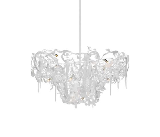 Flower Power hanging lamp round by Brand van Egmond | General lighting