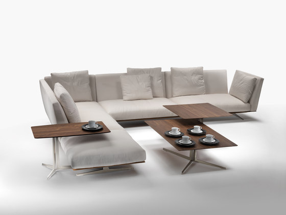 Evergreen de Flexform | Sièges modulaires