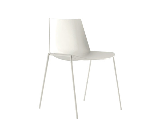 Charlotte by Serralunga | Multipurpose chairs