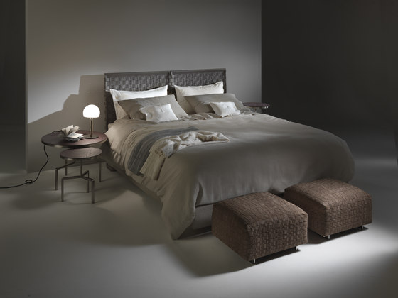 Cestone Bed by Flexform | Double beds