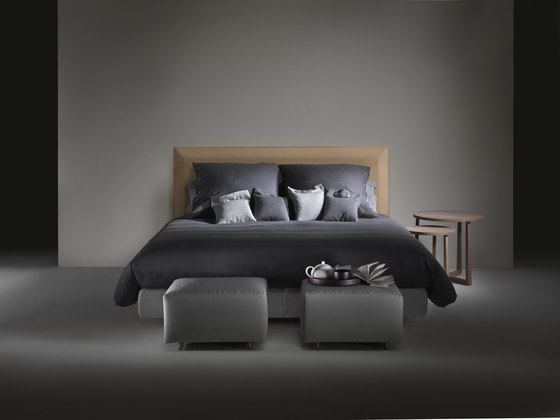 Eden Bed by Flexform | Double beds