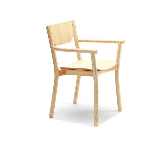 NICO Chair de Zilio Aldo & C | Chaises de restaurant