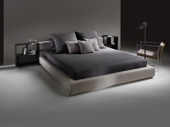 Groundpiece Bed de Flexform | Camas dobles