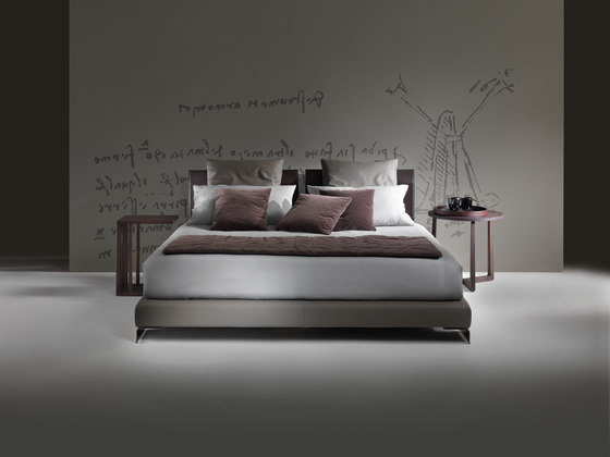 Long Island Bed by Flexform | Double beds