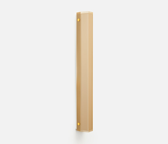 Branch Sconce Medium di Rich Brilliant Willing | Lampade da parete in acciaio