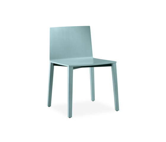 Draw Chaise de Poliform | Chaises de cantine