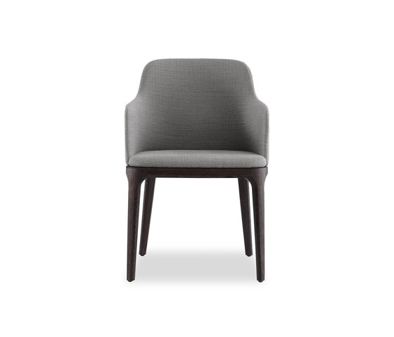 Grace chair by Poliform | Visitors chairs / Side chairs
