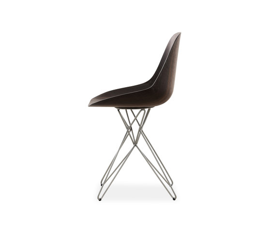 Harmony chair by Poliform | Restaurant chairs