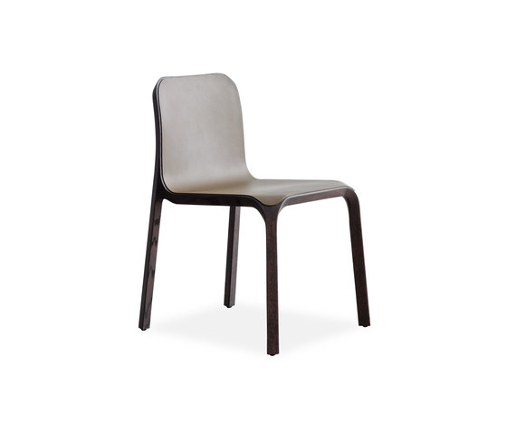 Ley chair by Poliform | Restaurant chairs