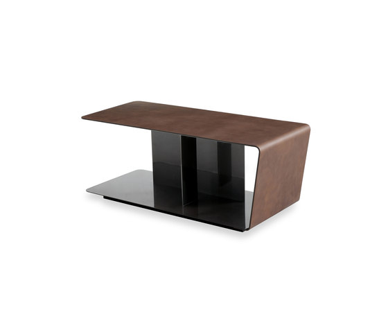Paris-Seoul coffe table by Poliform | Lounge tables
