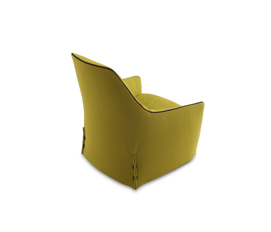 Santa Monica Lounge armchair by Poliform | Lounge chairs