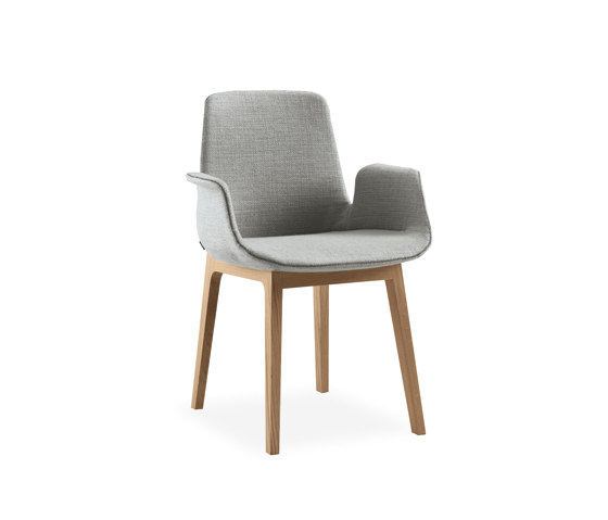 Ventura chair by Poliform | Restaurant chairs