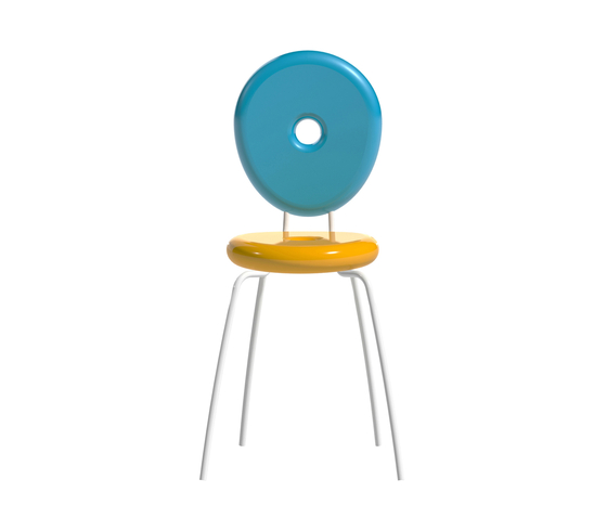 Ping Pong Pang by Serralunga | Restaurant chairs