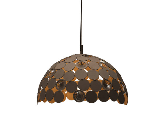 Push Up hanging lamp di Brand van Egmond | Illuminazione generale