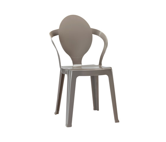 Spoon 310 by Scab Design | Restaurant chairs