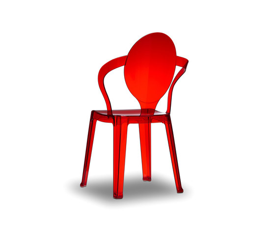 Spoon 140 by Scab Design | Restaurant chairs