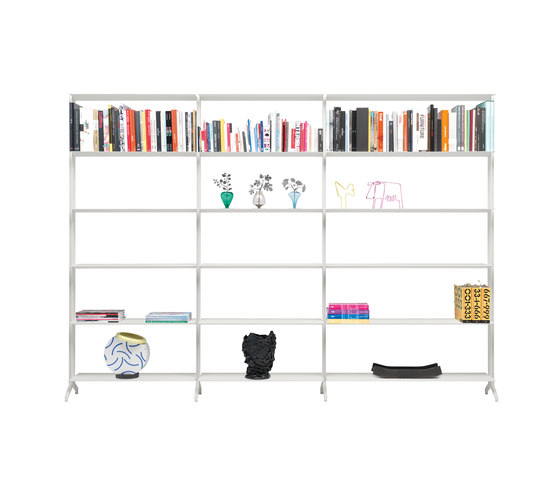 aline bookcase by Alias | Office shelving systems