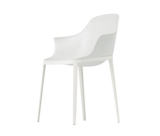 elle soft arm chair 073 di Alias | Sedie visitatori