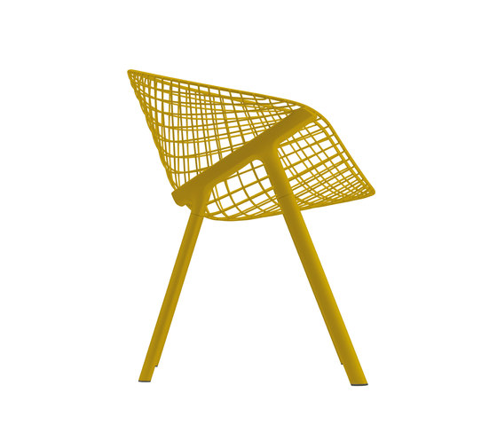 kobi chair 040 de Alias | Sillas para restaurantes