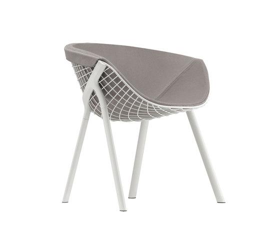 kobi chair pad large 040|044 von Alias | Restaurantstühle