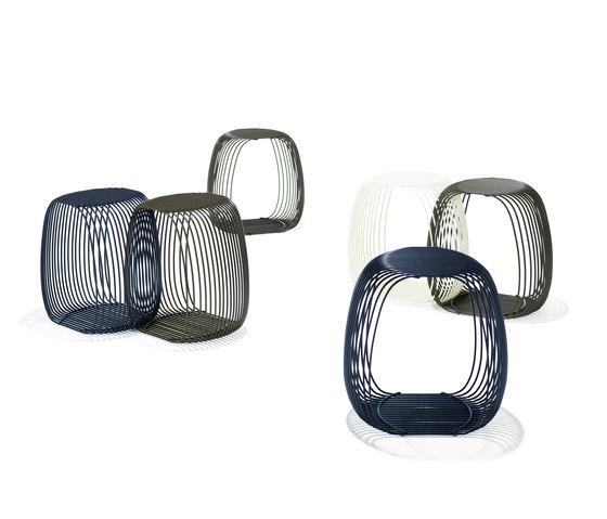 Dexter by Lammhults | Garden stools