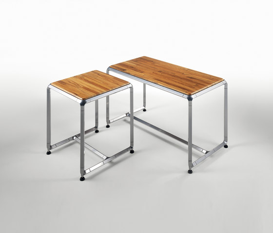 Linea Domino | 35 & 70 seat by Effegibi | Stools / Benches