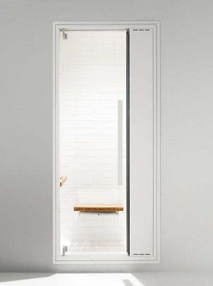 Omniasteam Touch 88 white by EFFE PERFECT WELLNESS | Turkish baths