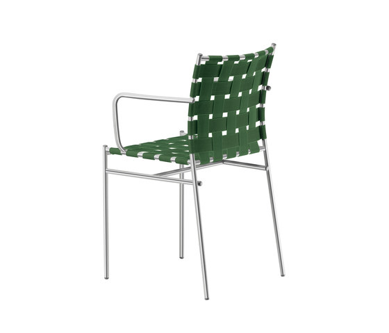 tagliatelle outdoor armrest 716 by Alias | Multipurpose chairs