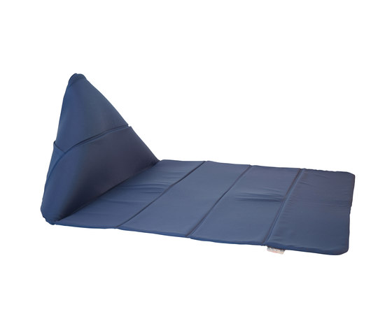 FIDA mat dark blue by VIAL | Seat cushions