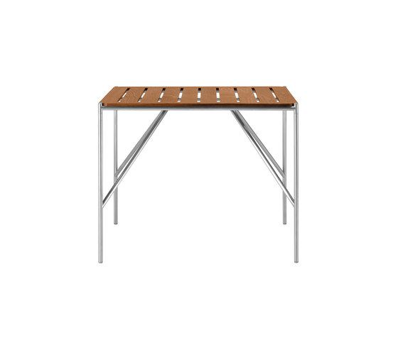 tagliatelle outdoor table 724 by Alias | Restaurant tables