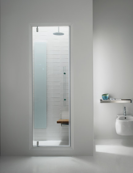 Touch&Steam with Smart 65 door by Effegibi | Turkish baths