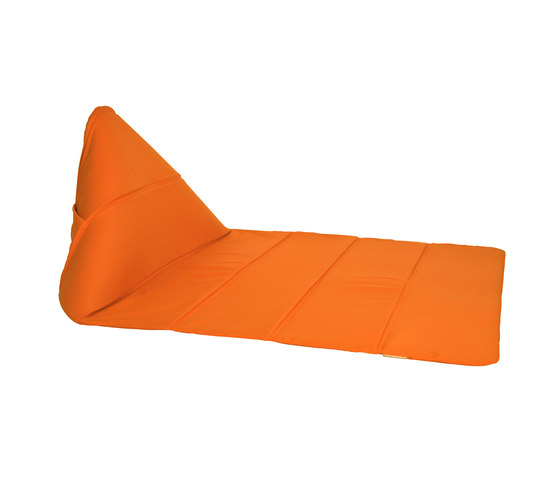 FIDA mat orange de VIAL | Coussins d'assise