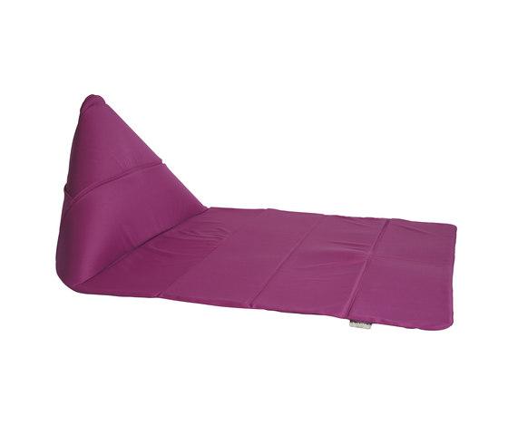 FIDA Faltdecke violett von VIAL | Sitzauflagen / Sitzkissen
