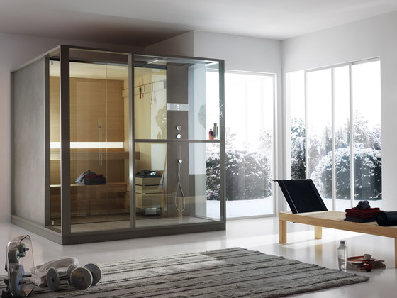 Logica S by EFFE PERFECT WELLNESS | Saunas