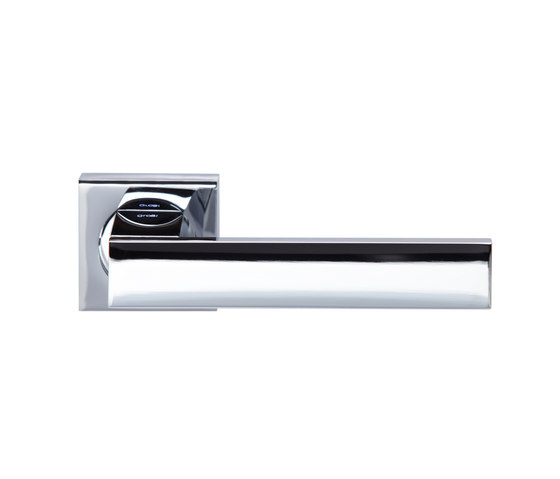 Sketch Door handle by GROËL | Lever handles