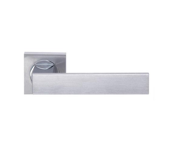 Sketch Door handle by GROËL | Lever handles