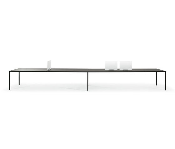 Helsinki Modular Tables by Desalto | Desking systems