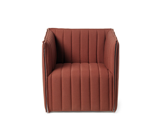 Kvilt Easy chair di Gärsnäs | Poltrone lounge