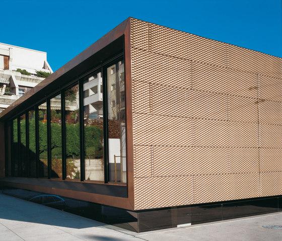 TECU® Brass | Facade by KME | Facade design