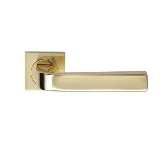 Touch Door handle by GROËL | Lever handles